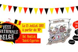 FETE NATIONALE BELGE