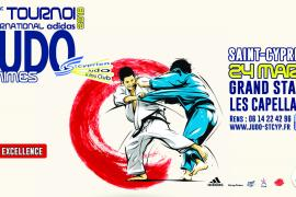 9EME TOURNOI INTERNATIONAL MINIMES DE JUDO