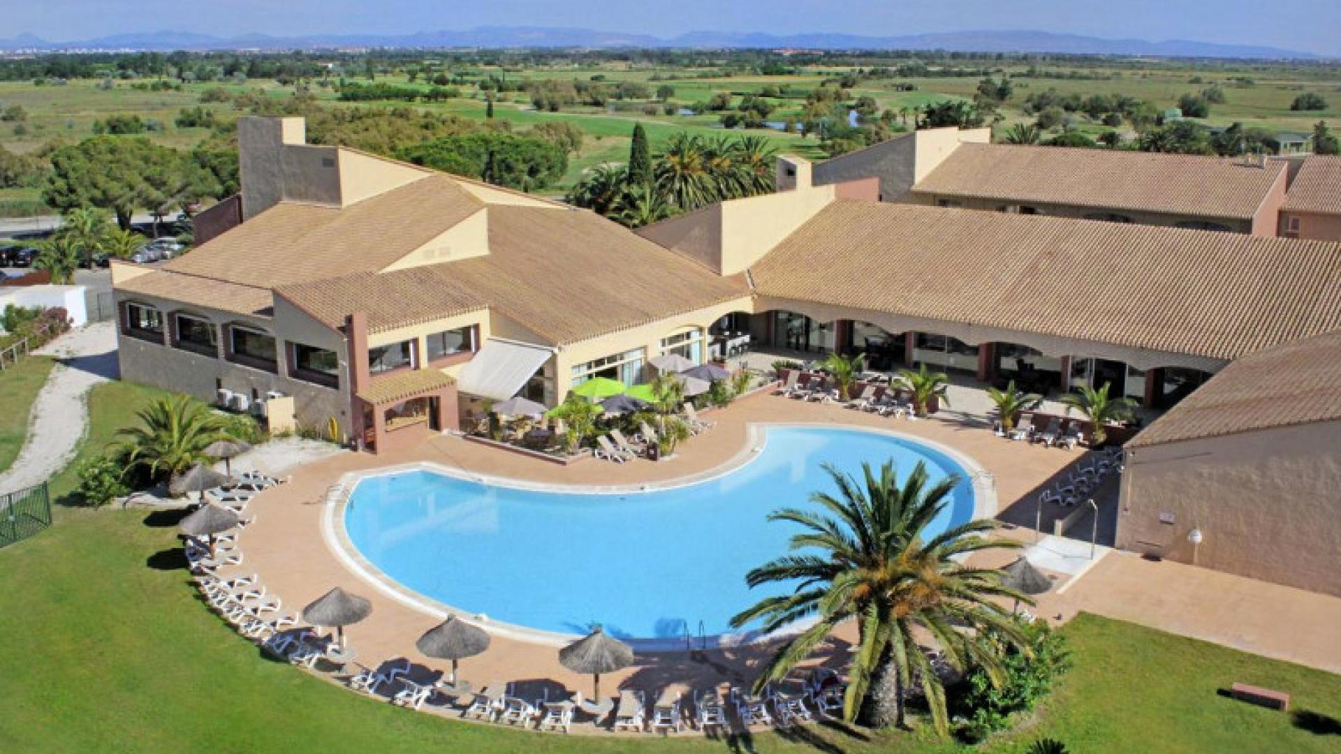 Golf De Saint Cyprien Hotel