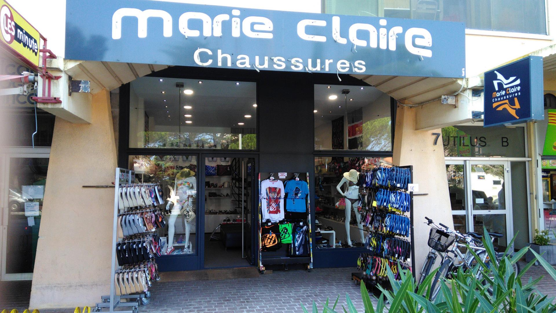 MARIE CLAIRE CHAUSSURES