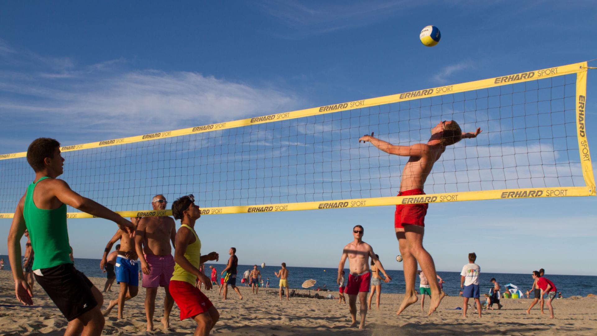 ST CYP BEACH SPORT VOLLEY ADOS/ADULTES