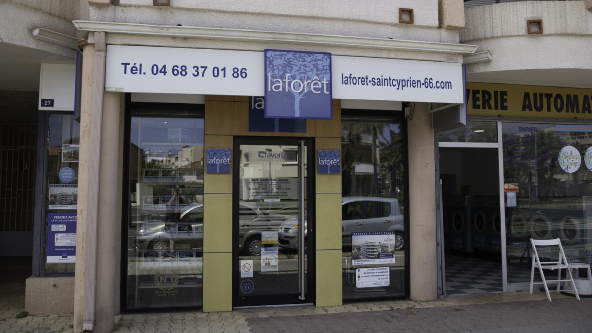 Laforet immobilier sarl guiltho immo agences immobili res office de tourisme de saint cyprien - Agence du port saint cyprien ...