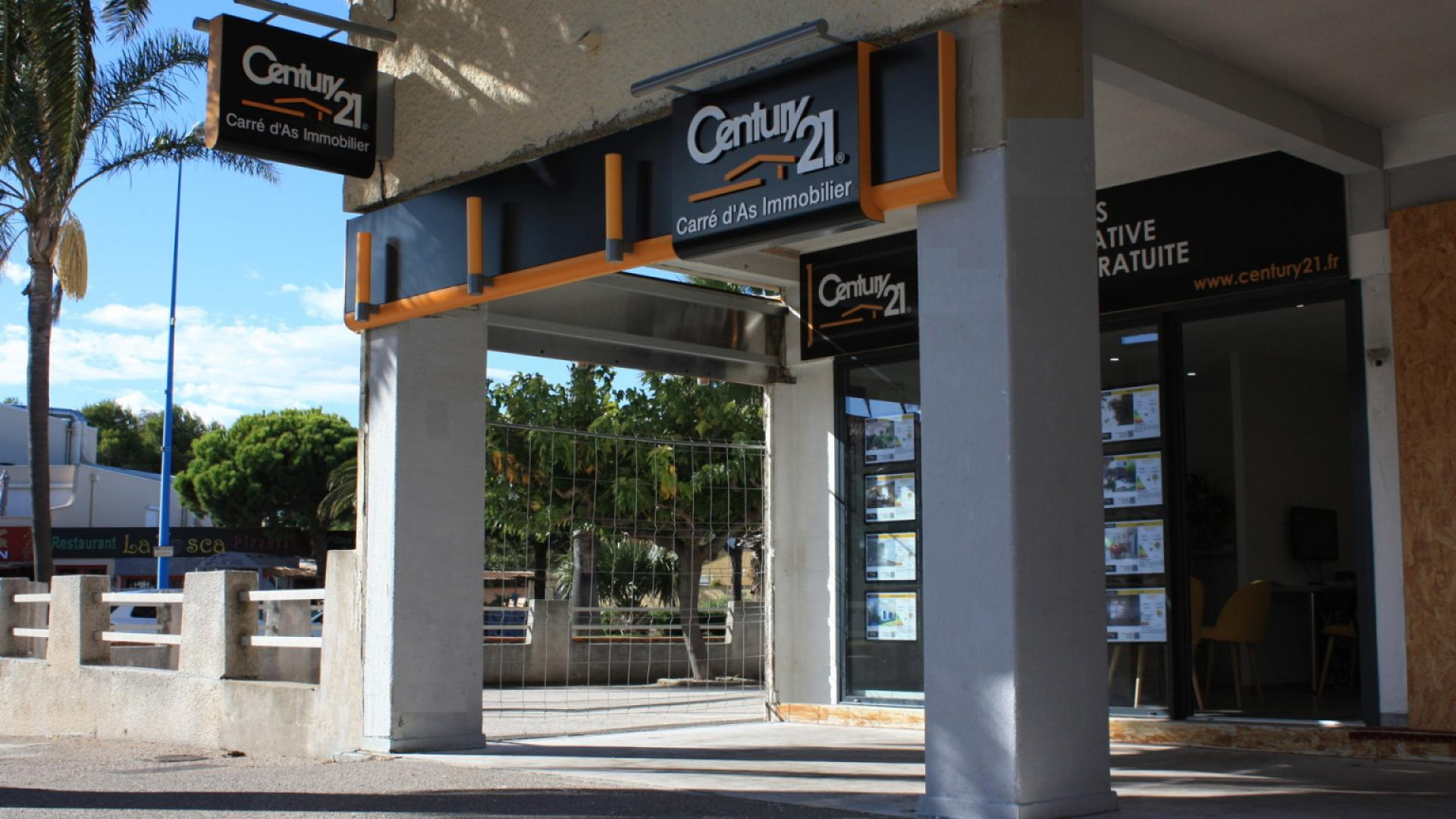 CENTURY 21 CARRE D'AS IMMOBILIER