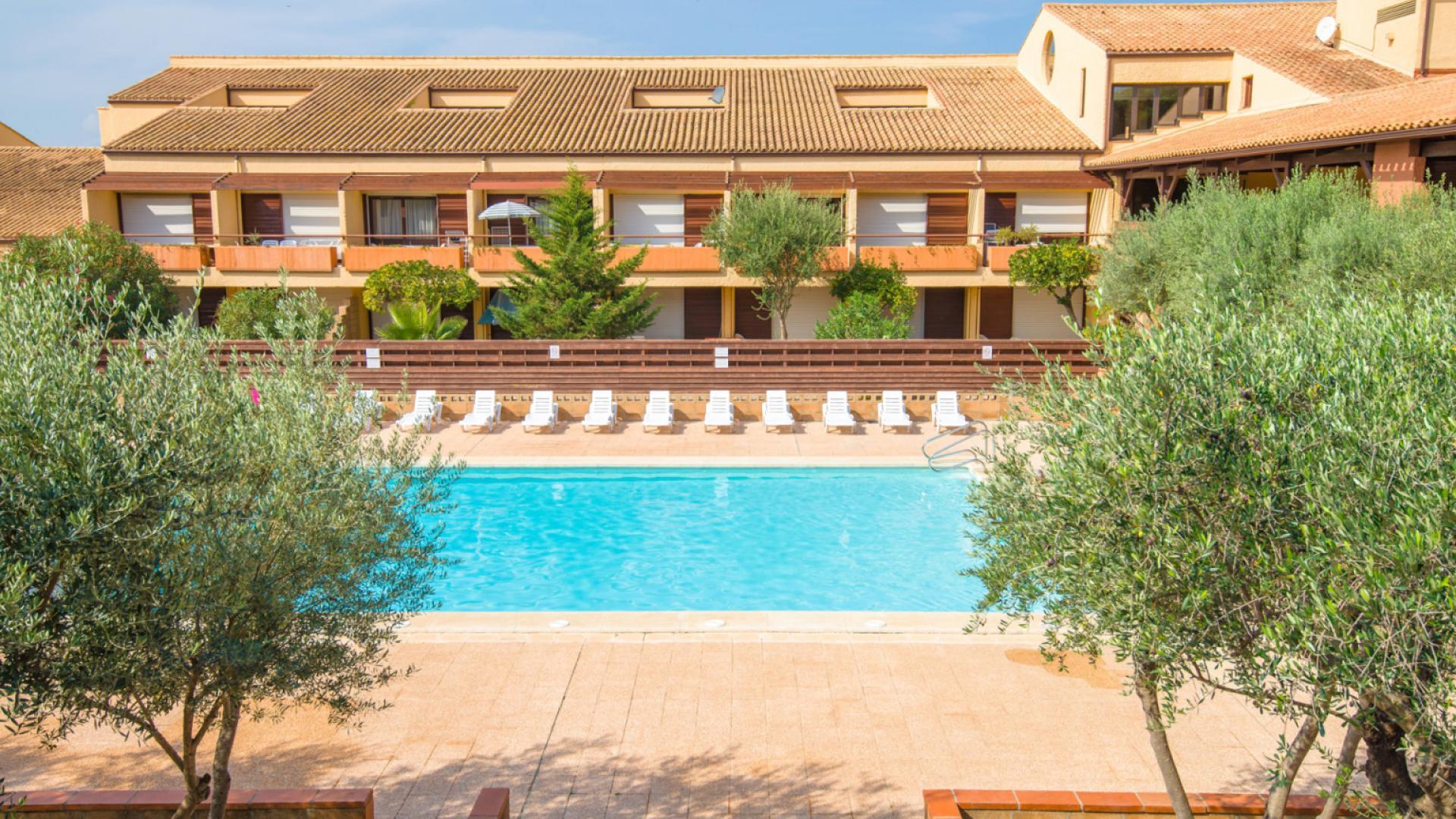 Lagrange residence du golf r sidences de vacances - Location vacances office du tourisme ...