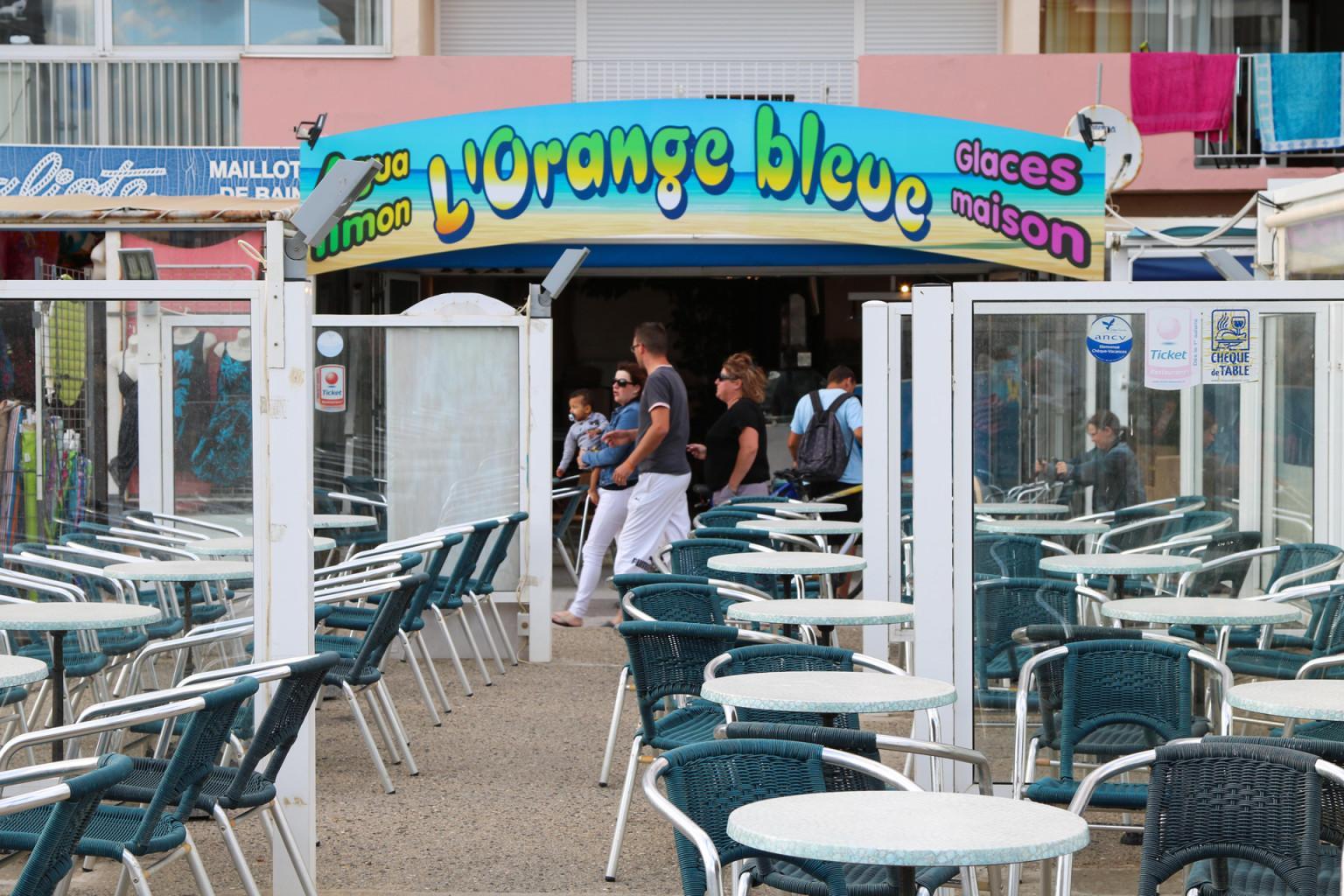 L 39 orange bleue bars et restaurants office de tourisme de saint cyprien - Orange office de tourisme ...