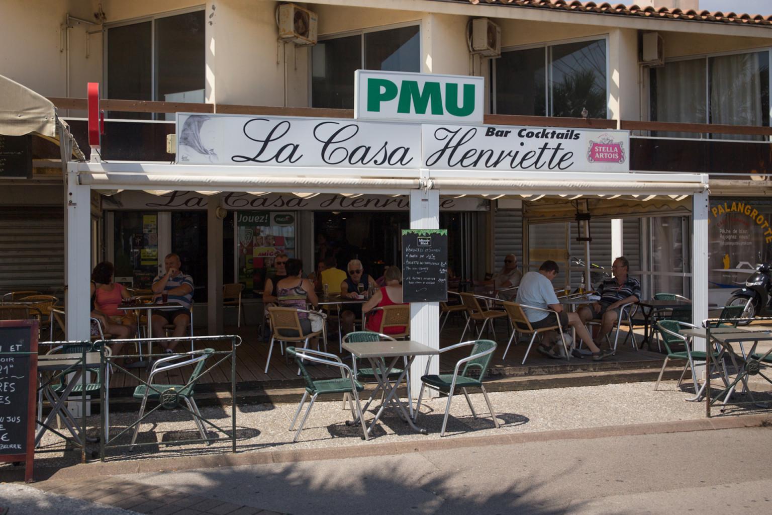 La casa henriette bars et restaurants office de tourisme de saint cyprien - Agence du port saint cyprien ...