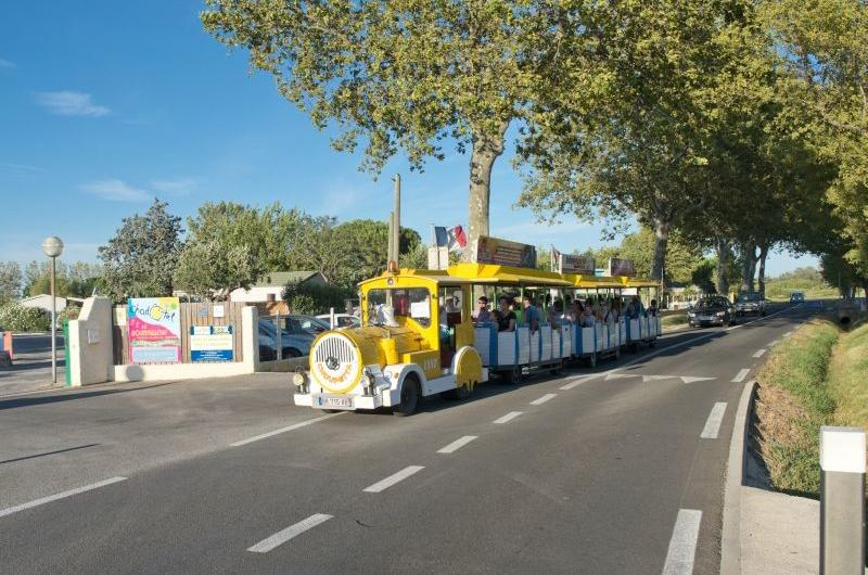 CAMPING LE ROUSSILLON