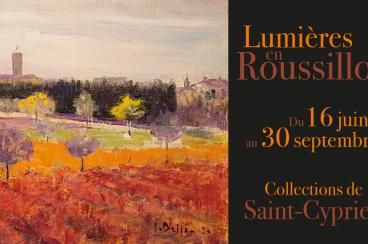 "EXPOSITION ""LUMIERES EN ROUSSILLON"""