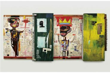 CAUSERIE AUX COLLECTIONS : L'OEUVRE DE JEAN MICHEL BASQUIAT