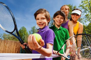 Stage Tennis 4-16 ans